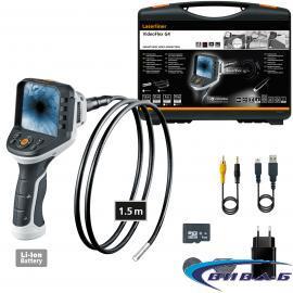 "Видеоконтролер Laserliner VideoFlex G4 Micro 6мм, 1.5м, 3.5"""