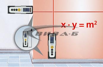 Лазерен далекомер-ролетка Laserliner DistanceCheck 6