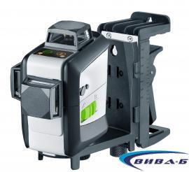 Зелен линеен лазер SuperPlane-Laser 3G Pro
