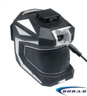 Зелен линеен лазер X3-Laser Pro в комплект с тринога VarioStand L300 3