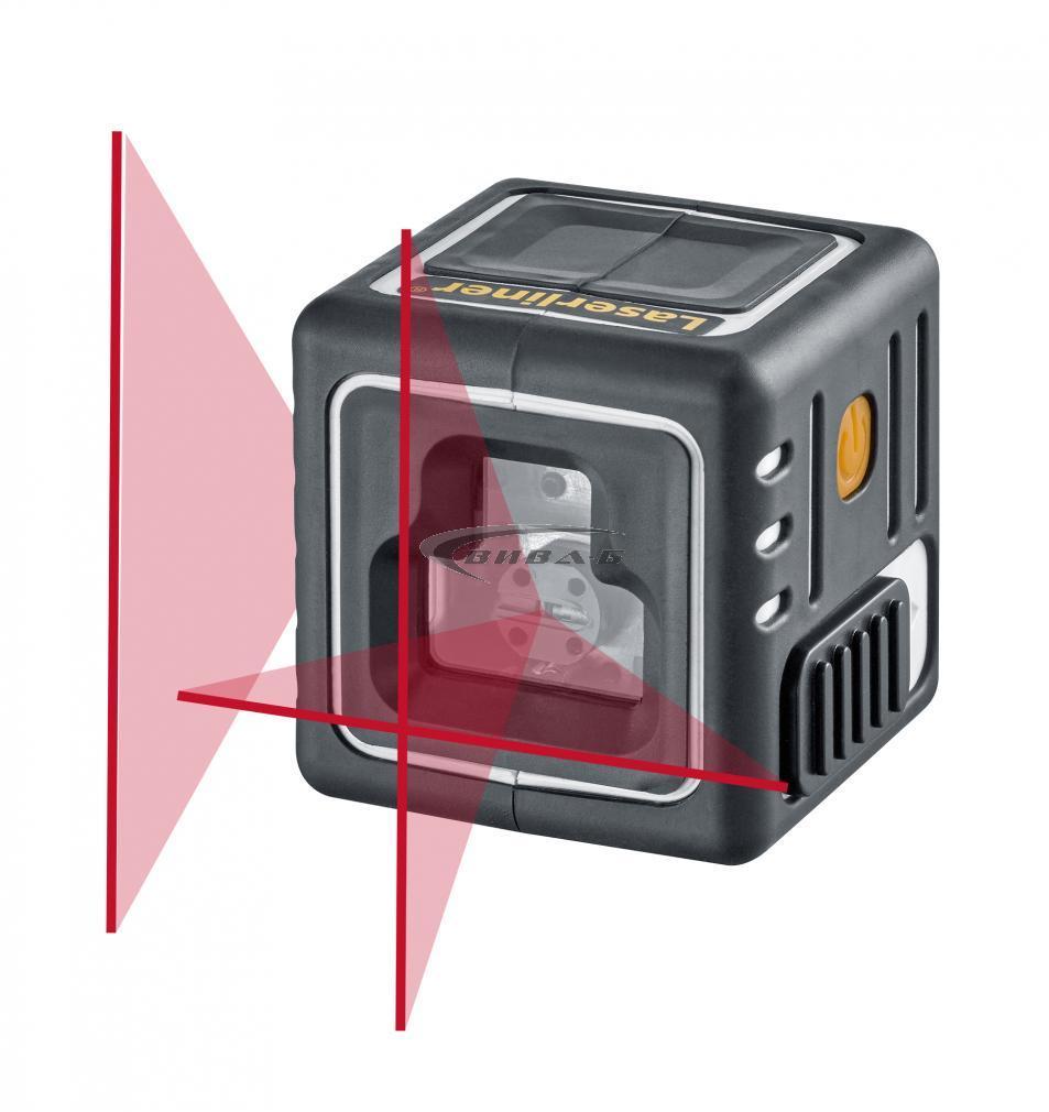 Линеен лазерен нивелир CompactCube-Laser 3 4