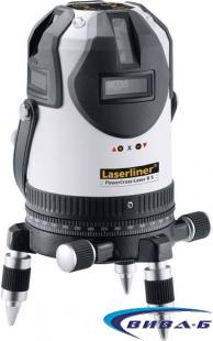 Линеен лазер PowerCross-Laser 8 S + ПОДАРЪК Влагомер DampCheck 2