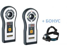 Електронен детектор за центриране на отвори CenterScanner Plus + БОНУС челник Walther PRO HL17