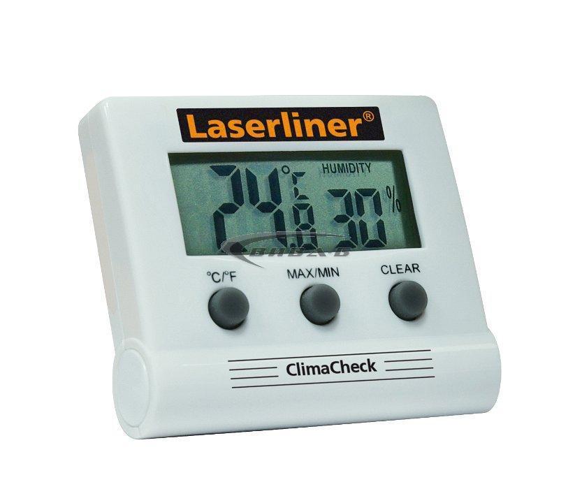 Безконтактен термометър ThermoSpot Plus + БОНУС ClimaCheck 5