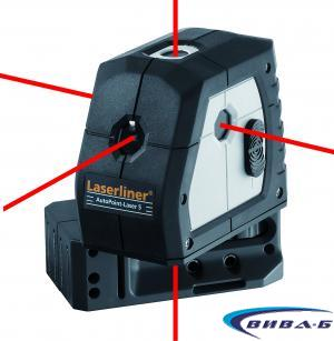 5-Точков лазерен нивелир Laserliner AutoPoint-Laser 5 1
