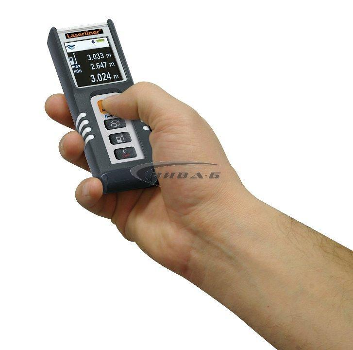 Лазерна ролетка Laserliner DistanceMaster Compact Pro 5
