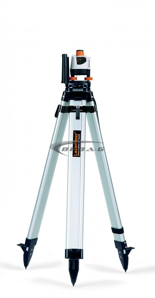 Ротационен лазер BeamControl-Master 120 set 5