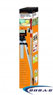 Ротационен лазер BeamControl-Master 120 set 6