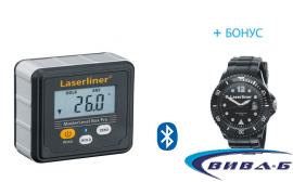 Компактен електронен нивелир MasterLevel Box Pro + Ръчен часовник LaserLiner