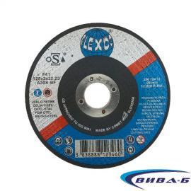 Карбофлексов диск за рязане на метал SwatyComet Flexco 125х3х22