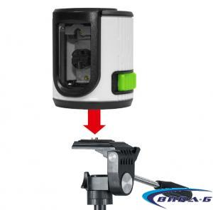 Линеен зелен лазерен нивелир EasyCross-Laser Green 4