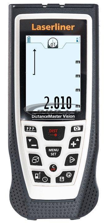 Лазерна ролетка Laserliner DistanceMaster Vision 5
