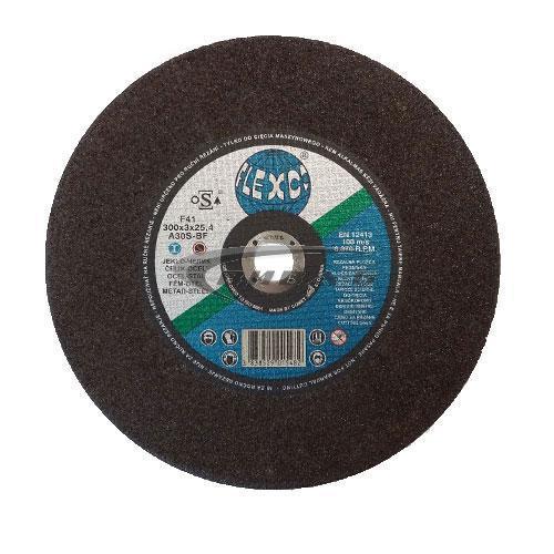 Карбофлексов диск за рязане на метал SwatyComet Flexco 300х3х25.4
