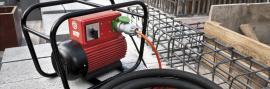 Високочестотни конвертори за бетон