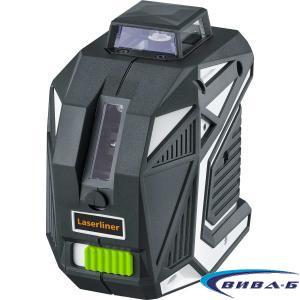 Зелен линеен лазер X1-Laser комплект с тринога FixPod 155 cm 4