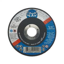Карбофлексов диск за рязане на метал SwatyComet Flexco 115х3х22