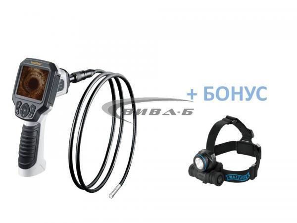 Видеоконтролер Laserliner VideoFlex G3 Micro 6мм 1,5м + БОНУС Walther Pro HL17