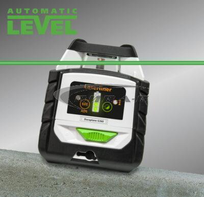 Зелен линеен лазер DuraPlane G360 set 175 см 7