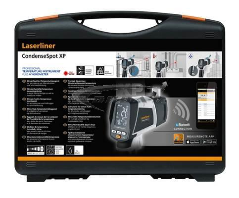 Безконтактен термометър/влагомер Laserliner CondenseSpot XP 1