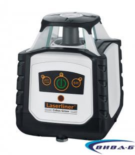 Зелен ротационен лазер Cubus G 110 S