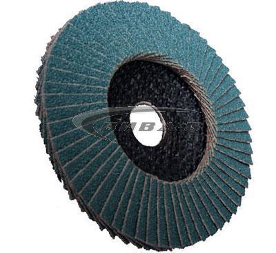 Ламелен диск за шлайфане от шкурка SwatyComet Econom 125 Z100