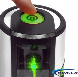Линеен зелен лазерен нивелир EasyCross-Laser Green 5