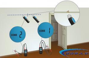 Кабелен детектор Laserliner CableTracer Pro 6