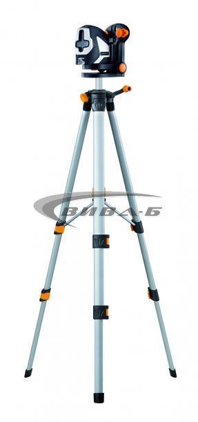 Линеен лазерен нивелир SuperCross-Laser 2P RX set 150 cm
