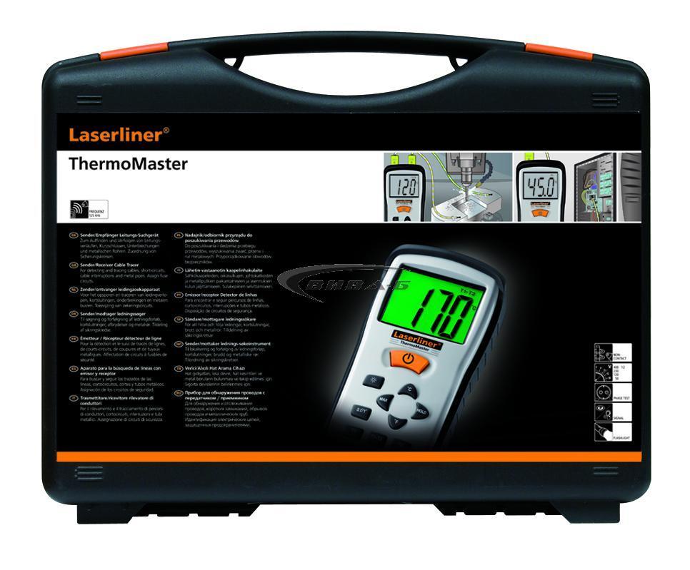 Термометър ThermoMaster + БОНУС ClimaCheck 8