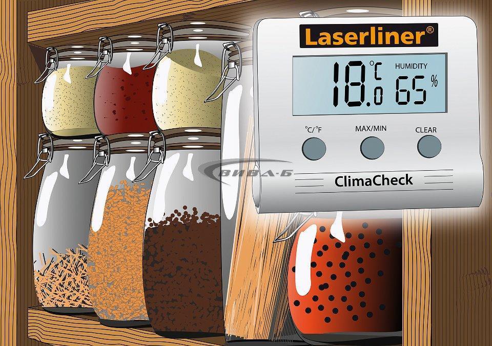 Безконтактен термометър ThermoSpot Plus + БОНУС ClimaCheck 1