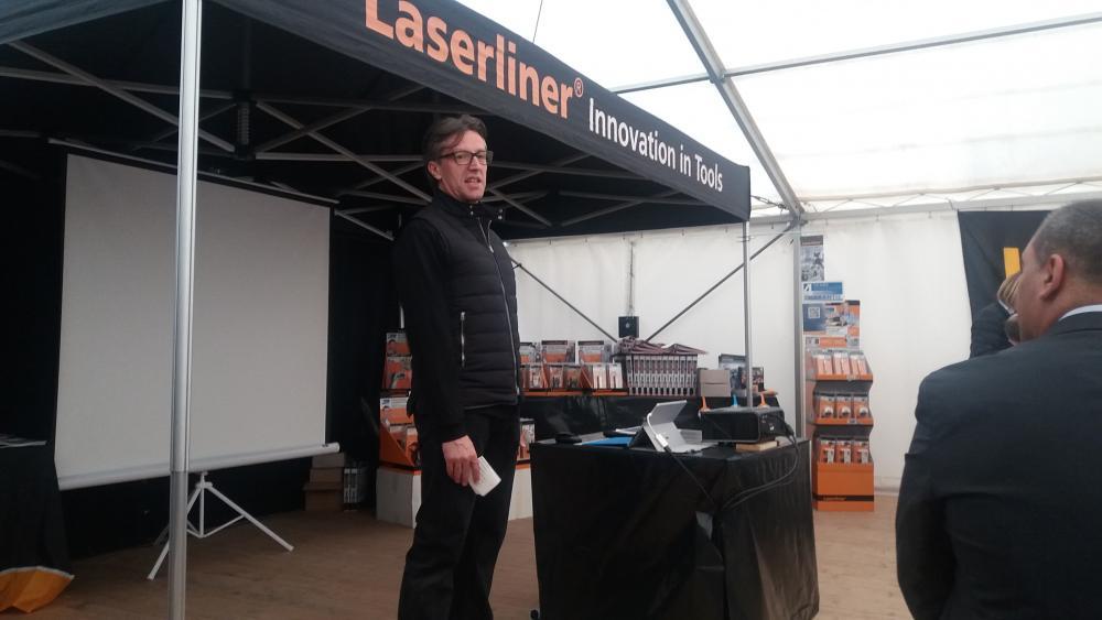 Пета международна среща на дистрибуторите на Laserliner