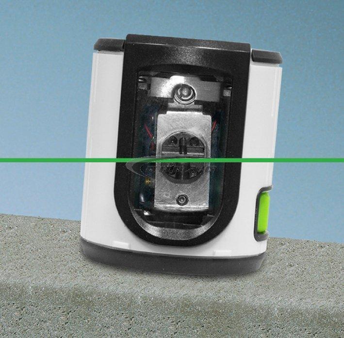 Линеен зелен лазерен нивелир EasyCross-Laser Green 6