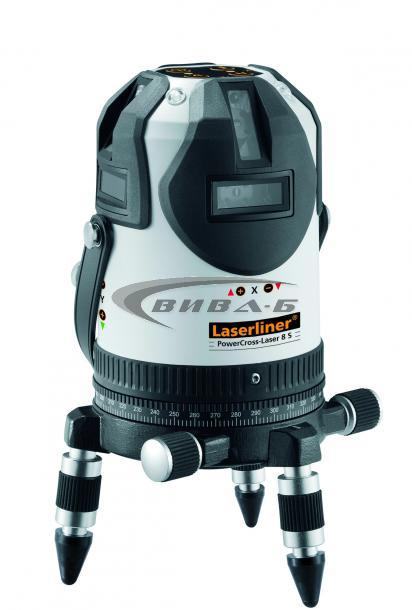 Линеен лазер PowerCross-Laser 8 S