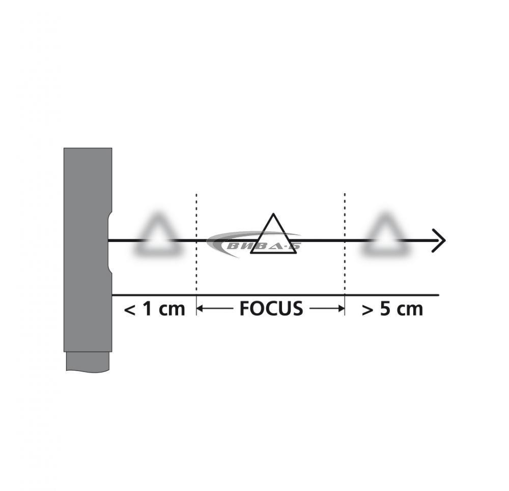 "Видеоконтролер Laserliner VideoFlex G4 Duo 9мм, 1.0м, 3.5"" 7"