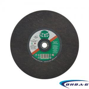 Карбофлексов диск за рязане на неметал SwatyComet Flexco 350х3.5х25.4