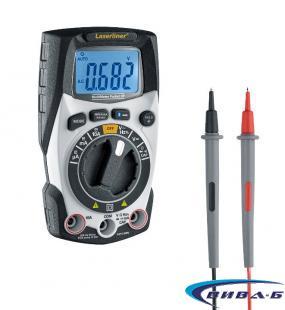 Мултиметър MultiMeter-Pocket XP+БОНУС часовник 2
