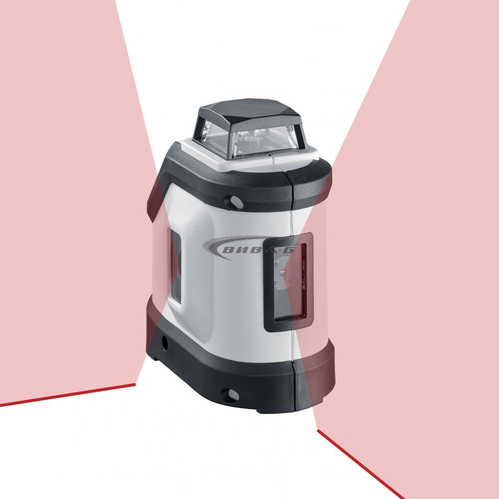 Линеен лазерен нивелир SuperLine-Laser 360° RX 40 2