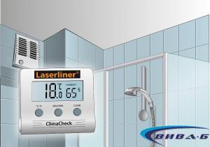 Безконтактен термометър ThermoSpot Plus + БОНУС ClimaCheck 3