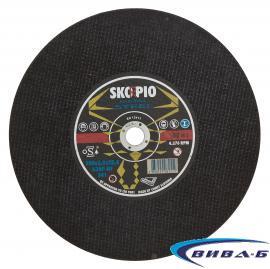 Карбофлексов диск за рязане на метал SwatyComet Skorpio 350х3х25.4