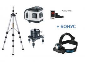 Линеен лазер PrecisionPlane-Laser 3D Pro set + БОНУС Walther Pro HL17