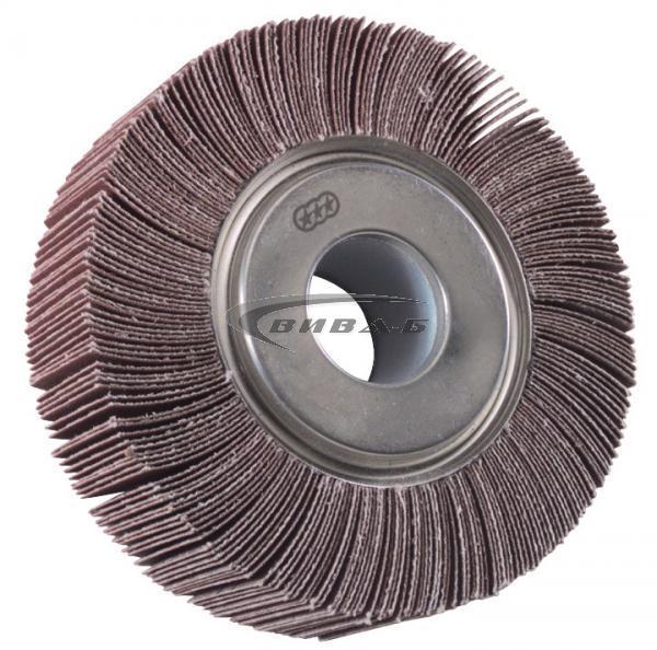 Ламелен диск от шкурка за стационарна машина 165х50х54 А80