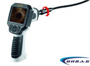 Видеоконтролер Laserliner VideoFlex G3 XXL 9 мм 5м 2