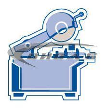 Карбофлексов диск за рязане на метал SwatyComet Flexco 300х3х25.4 3