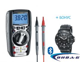 Мултиметър MultiMeter XP+БОНУС часовник