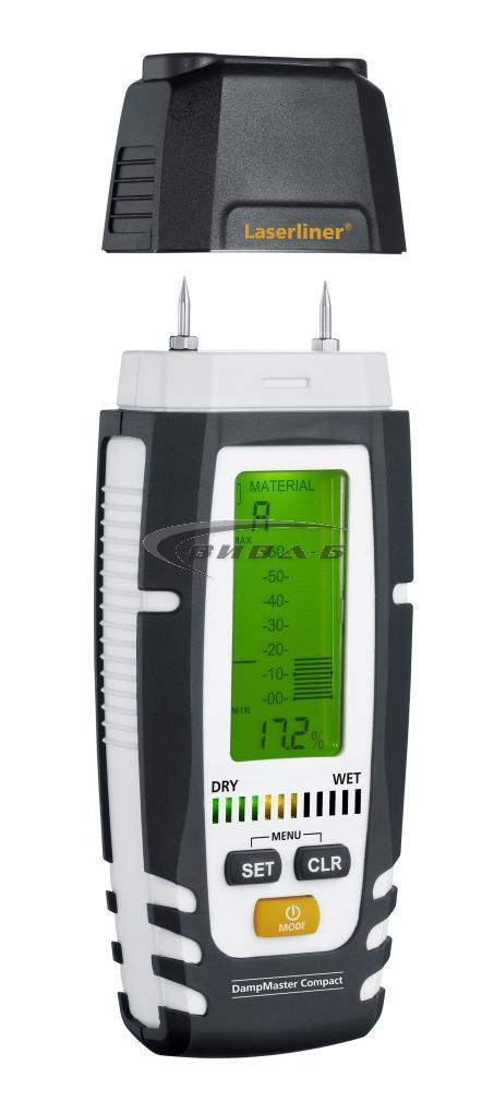 Влагомер DampMaster Compact + БОНУС ClimaCheck 8