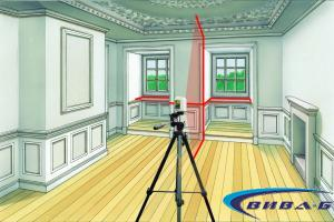 Линеен лазерен нивелир SmartCross-Laser 8