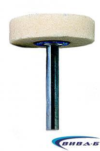 Шлайфгрифер керамичен плосък цилиндър ОА 4010-6 40А