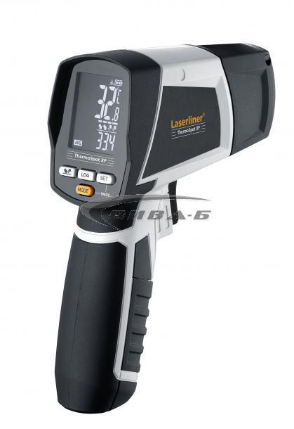 Безконтактен термометър Laserliner ThermoSpot XP
