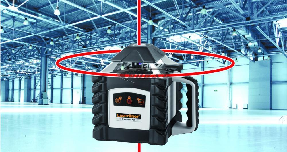 Ротационен лазер Quadrum 400 Pro S 3
