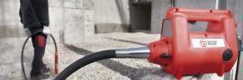Иглени вибратори за бетон с жило